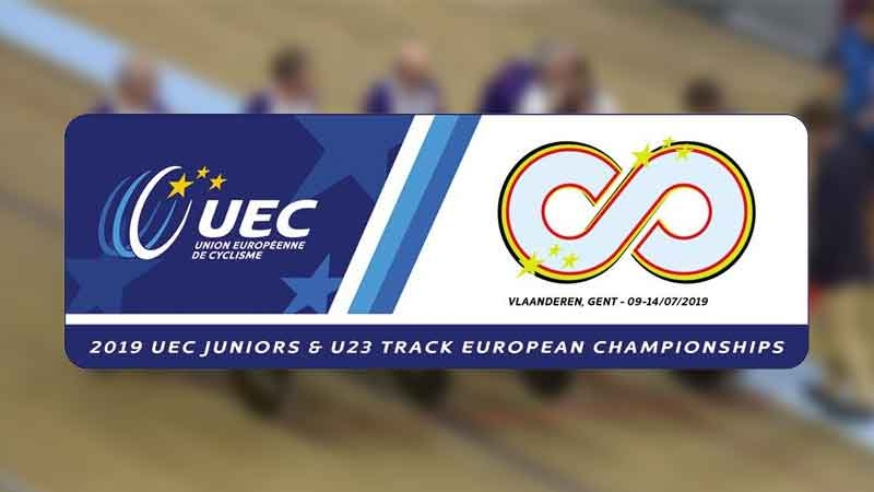 In Belgio i Campionati Europei Pista Juniores e Under 23