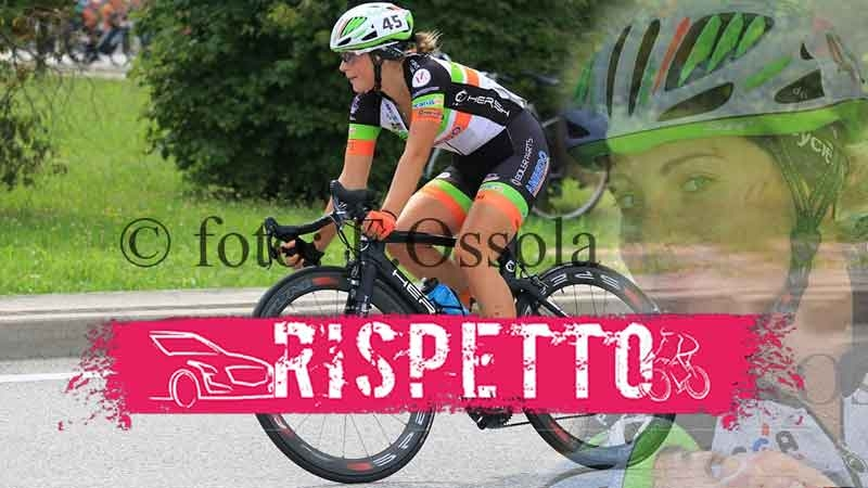 Brutto incidente per la giovane Anastasia Carbonari