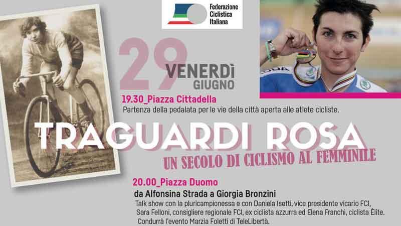 Un secolo di ciclismo femminile  da Alfonsina Strada a Giorgia ... 31419259aee